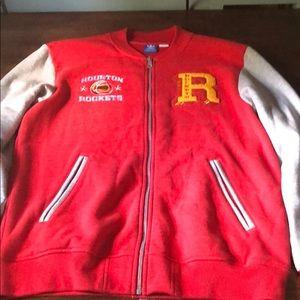 Rare Vintage Adidas Houston Rockets Jacket